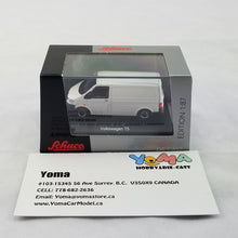 Schuco 1/87 Volkswagen T5 box Diecast Model Car 452597900