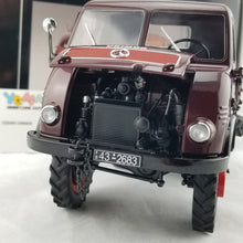 Schuco 1/18 Mercedes-Benz Unimog 401 Diecast Model Car 450014300