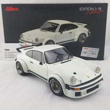 Schuco 1/18 Porsche 911 (934) Turbo RSR grand prix white Diecast Model Car 450033700