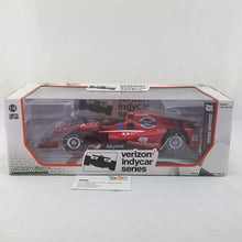 GreenLight 1/18 2017 Indycar Series #15 Graham Rahal / Rahal Letterman Lanigan Racing, Steak n Shake Diecast Model Car 11015