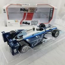 GreenLight 1/18 2017 IndyCar Series #8 Max Chilton / Chip Ganassi Racing, Gallagher Diecast Model Car 11010