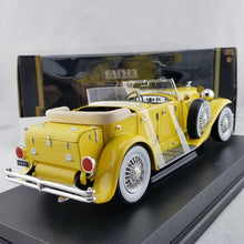 GreenLight 1/18 The Great Gatsby (2013) - Duesenberg II SJ Diecast Model Car 12927
