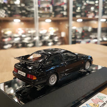AUTOART 1/43 FORD SIERRA RS COSWORTH BLACK 52861