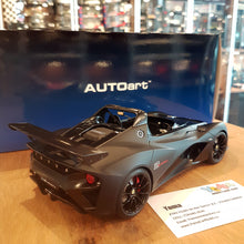 AUTOART 1/18 LOTUS 3-ELEVEN MATT BLACK 75391