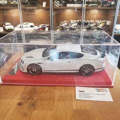 Frontiart AvanStyle 1/18 Bentley Continental Super Sports Ice AS019-129