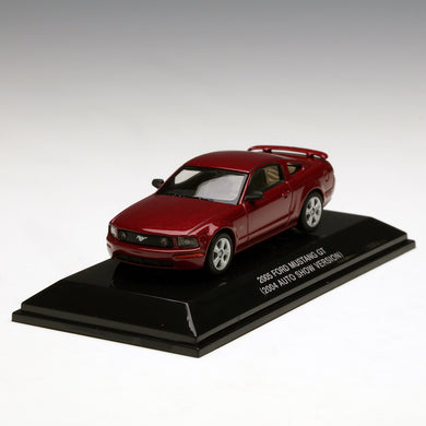 AUTOart 1/64 FORD MUSTANG GT 2005 RED 20302