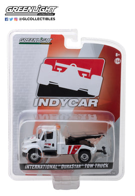 GreenLight 1/64 2018 International Durastar 4400 IndyCar Series Tow Truck 29952