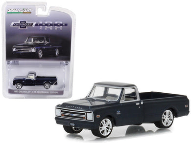 GreenLight 1/64 1967 Chevrolet C-10 Chevrolet Performance Centennial Edition 29974