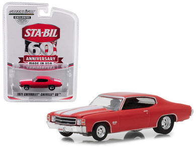 GreenLight 1/64 STA-BIL 60th Anniversary - 1971 Chevrolet Chevelle 29985