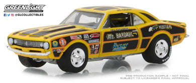 GreenLight 1/64 Bardahl - 1967 Chevrolet Camaro 427 Mr. Bardahl II 29987