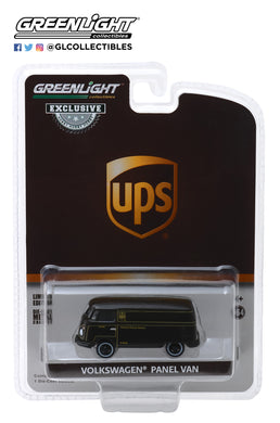GreenLight 1/64 Volkswagen Type 2 Panel Van - United Parcel Service (UPS) 30020
