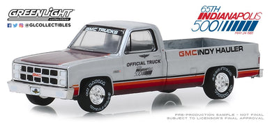GreenLight 1:64 1981 GMC Sierra Classic 1500 65th Annual Indianapolis 500 Mile Race Official Truck 30027