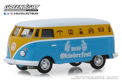 GreenLight 1:64 Volkswagen Type 2 Panel Van - Oktoberfest 2019 30045