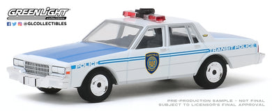 GreenLight 1:64 1989 Chevrolet Caprice - New York City Transit Police Department (Hobby Exclusive) 30100