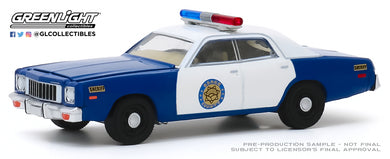 GreenLight 1:64 1975 Plymouth Fury - Osage County Sheriff 30151
