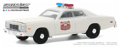 GreenLight 1:64 1975 Plymouth Fury - Atlanta, Georgia Police 30174