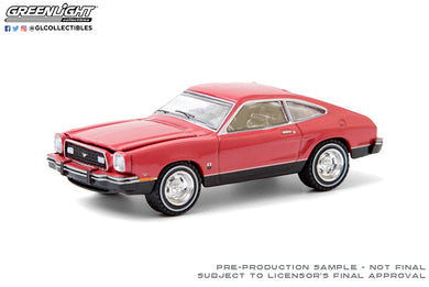 GreenLight 1:64 1976 Ford T5 - Bright Red (Vermilion) 30204