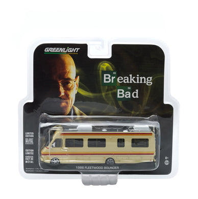 GreenLight 1/64 Breaking Bad (2008-13 TV Series) - 1986 Fleetwood Bounder RV 33021