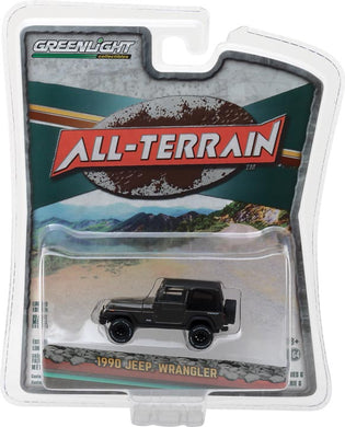 GreenLight 1/64 All-Terrain Series 6 - 1990 Jeep Wrangler 35090-D
