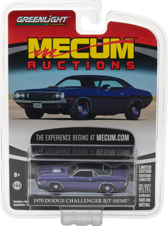 Greenlight 1 64 Mecum Auctions Collector Cars Series 1 1970 Dodge