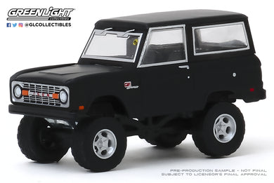 GreenLight 1:64 Mecum Auctions Collector Cars Series 4 - 1968 Ford Icon Bronco (Houston 2019) 37190-B