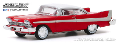 GreenLight 1:64 Barrett-Jackson Scottsdale Edition Series 5 - 1958 Plymouth Fury Christine (Lot #2006) 37200-B