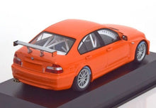 MINICHAMPS 1/43 BMW 320I STREETVERSION 2005 ORANGE 400052400