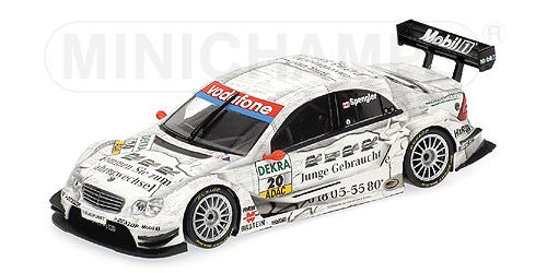 Minichamps 1/43 Mercedes-Benz C-Class B. Spengler Team Persson DTM 2005 #20 400053520