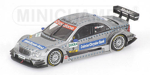 Minichamps 1/43 Mercedes Benz C-Class Spengler DTM 2006 #9 400063609
