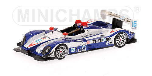 Minichamps 1/43 Porsche RS Spyder Dyson Racing 4TH Place 12H Sebring 2008 #16 400086816