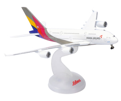 Schuco 1/600 Airbus A380-800 Asiana Airlines 403551676