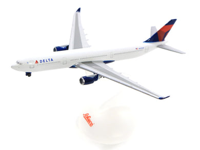 Schuco 1/600 Airbus A330-300 Delta Airlines 403551680