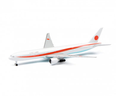 SCHUCO 1/600 Boeing 777-300 Japan Air Force 1 403551693
