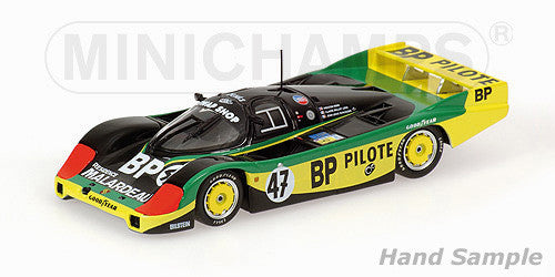 Minichamps 1/43 Porsche 956L Team BP 24H Le Mans 1983 #47 1983 430836547