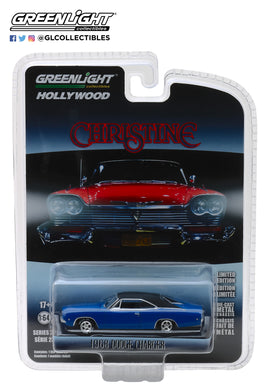 GreenLight 1/64 Hollywood Series 22 - Christine (1983) - Dennis Guilder's 1968 Dodge Charger 44820-E