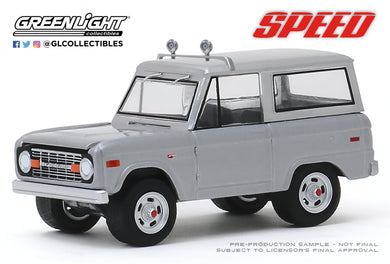 GreenLight 1:64 Hollywood Series 26 - Speed (1994) - Jack Traven s 1970 Ford Bronco 44860-E