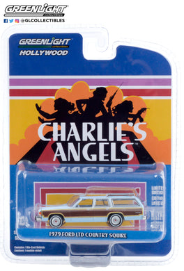 GreenLight 1:64 Hollywood Series 29 - Charlie s Angels (1976-81 TV Series) - 1979 Ford LTD Country Squire 44890-E