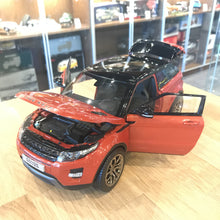Welly GTA 1/18 Land Rover Range Rover Evoque Orange GTA11003