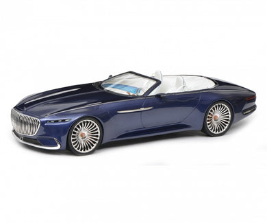 Schuco 1/18 Mercedes-Maybach Vision 6 Convertible blue 450006600