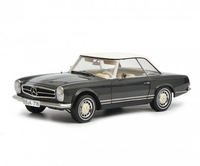 Schuco 1/18 Mercedes-Benz 280 SL grey 450035100