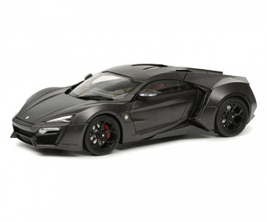 Schuco 1/18 W Motor Fenyr Supersport after Lykan grey 450042700