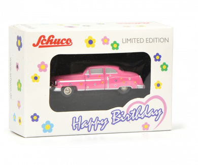 Schuco 1/90 Piccolo Cadillac 54 Happy Birthday 2018 450143300