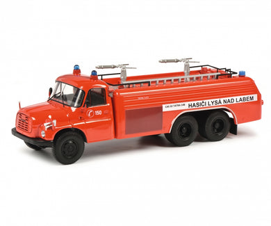 Schuco 1:43 Tatra T148 6x6 fire Department Czech Republic 1968 450375400