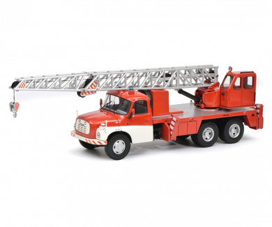 Schuco 1:43 Tatra T148 crane vehicle fire department 450375700