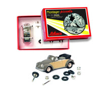 Schuco 1:90 Volkswagen VW Beetle Convertible Construction kit for the little Cabrio mechanic 450557800