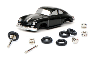 Schuco 1/90 The small sports car mechanic Porsche 356 Coupe Piccolo construction kit 450559800