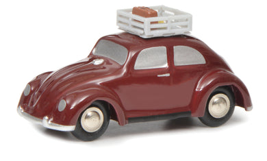 Schuco 1/90 Piccolo Volkswagen Beetle travel time 450561700