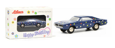 Schuco 1/90 Piccolo Charger Happy Birthday 2019 450570900