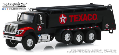 GreenLight 1:64 S.D. Trucks Series 8 - 2018 International WorkStar Tanker Truck - Texaco 45080-A