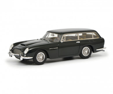 Schuco 1/43 Aston Martin DB6 Shooting Brake dark green 450903500